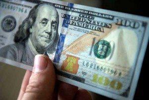 Sugieren eliminar billetes 100 dólares