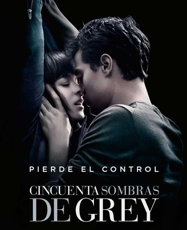 """""""50 Sombras de Grey"""" peor película del año"""
