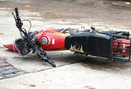 Bonao: Esposos mueren en accidente de motocicleta