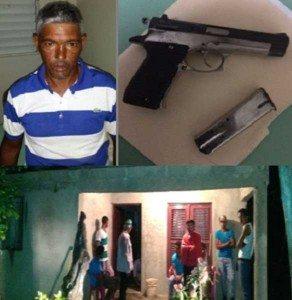 Agricultor borracho mata sobrina de 14 años