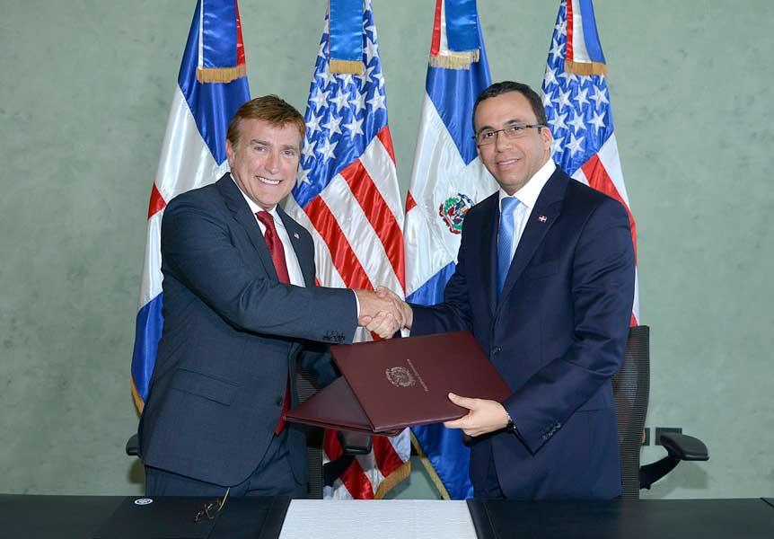 EEUU aporta US$13 millones reforzar seguridad ciudadana