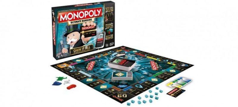 Nuevo Monopoly usa tarjeta de crédito