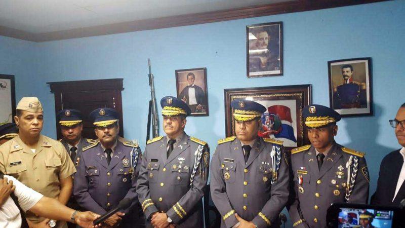 Policía introducen cambios en Dirección Regional Norte, Puerto Plata