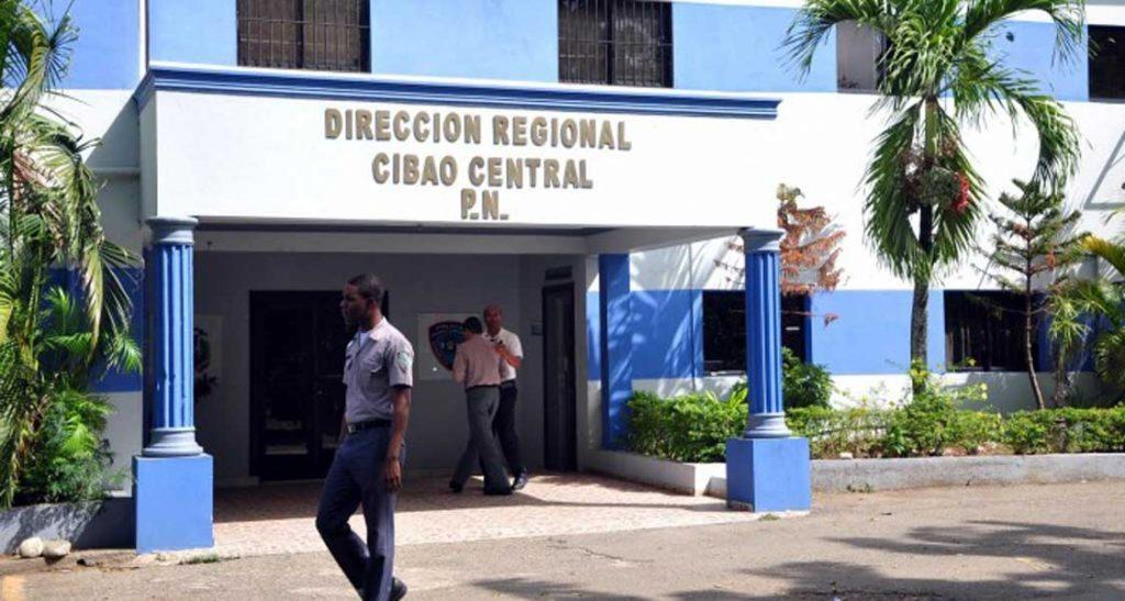 policia nacional santiago