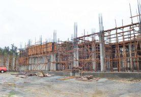 Montalvo continúa supervisando construcción del 911 en Santiago