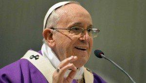 El papa dice que Donald Trump no es cristiano