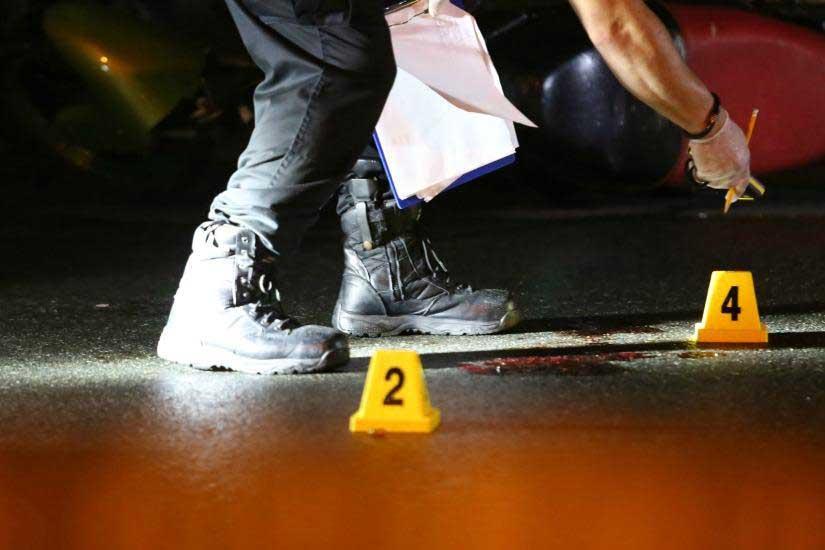 Santiago: Cuatro muertos a tiros en 24 horas