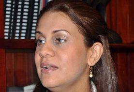 Fiscal Luisa Liranzo se recupera fractura hueso pie