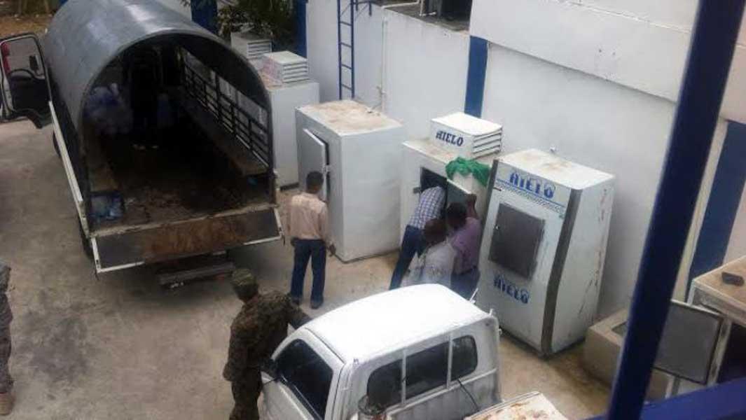 Clausuran 16 procesadoras agua en SPM