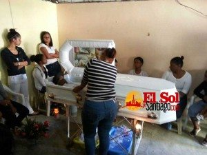 Sepultan adolescente mataron de un balazo en Los Salados