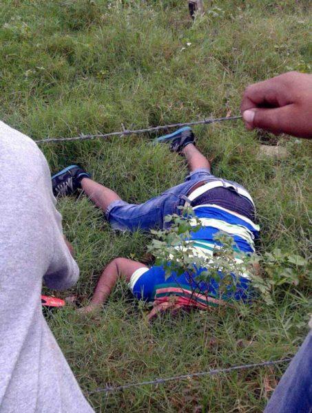 Desconocidos matan obrero en Santiago