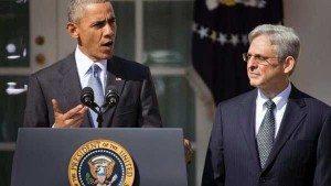 Obama pide al Senado confirmar a Garland