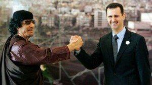Las'profecías' de Gaddafi y Assad que se cumplieron