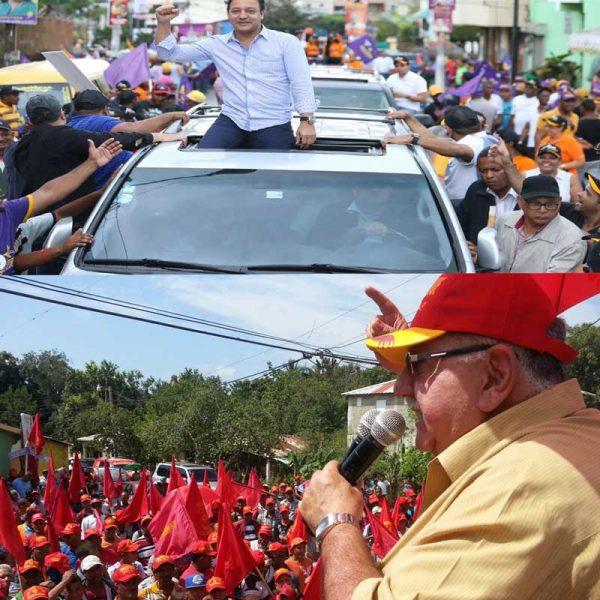 PLD y PRSC se activan en Santiago