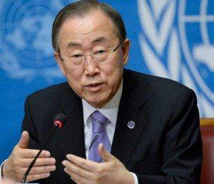 ONU condena atentados Bruselas