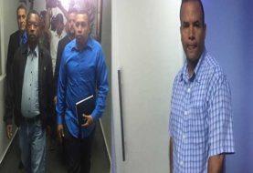 Blas Peralta y Eduard Montas interrogados PN