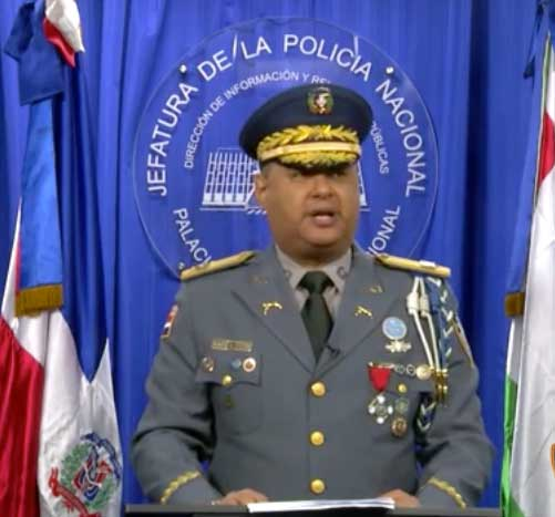PN reporta muerte accidental guardián