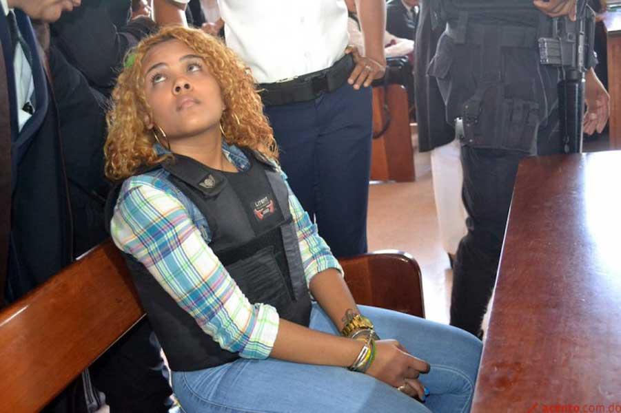 La Procuraduría General de la República(PGR) informó este martes que hasta el momento no hay variación en el estatus judicial de la artista Martha Heredia, quien fue condenada a siete años