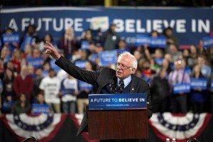 Sanders gana en Alaska y en Washington