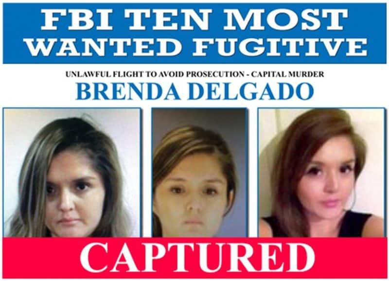 Capturan en México una de las mas buscadas del FBI