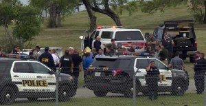 Homicidio-suicidio base aérea Texas