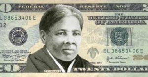 Harriet Tubman en billetes US$20
