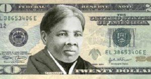 Harriet Tubman en billetes US$20