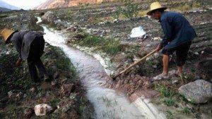 Por qué las aguas subterráneas chinas son de mala calidad