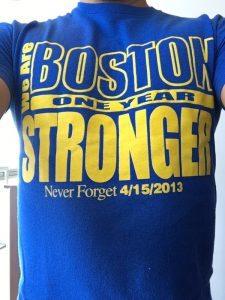 Boston recuerda atentado maratón