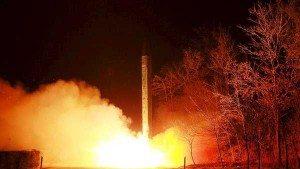 Prueban misil alcanzaría a EE. UU
