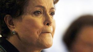 çRousseff a punto de ser suspendida