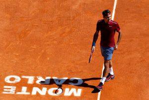 Federer eliminado en master Montecarlo