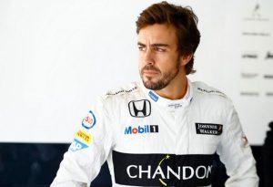 La frustración de Alonso