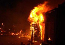 Estiman millonarias pérdidas fuego mercado Dajabón