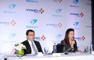 Continuaremos el desarrollo de los aeropuertos