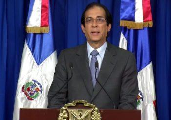 Gustavo Montalvo niega conformación cuerpo policial fronterizo RD y Haití