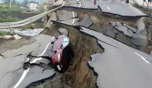 """Sismólogo: """"Se podrían producir otros cuatro terremotos de más de 8,0"""""""