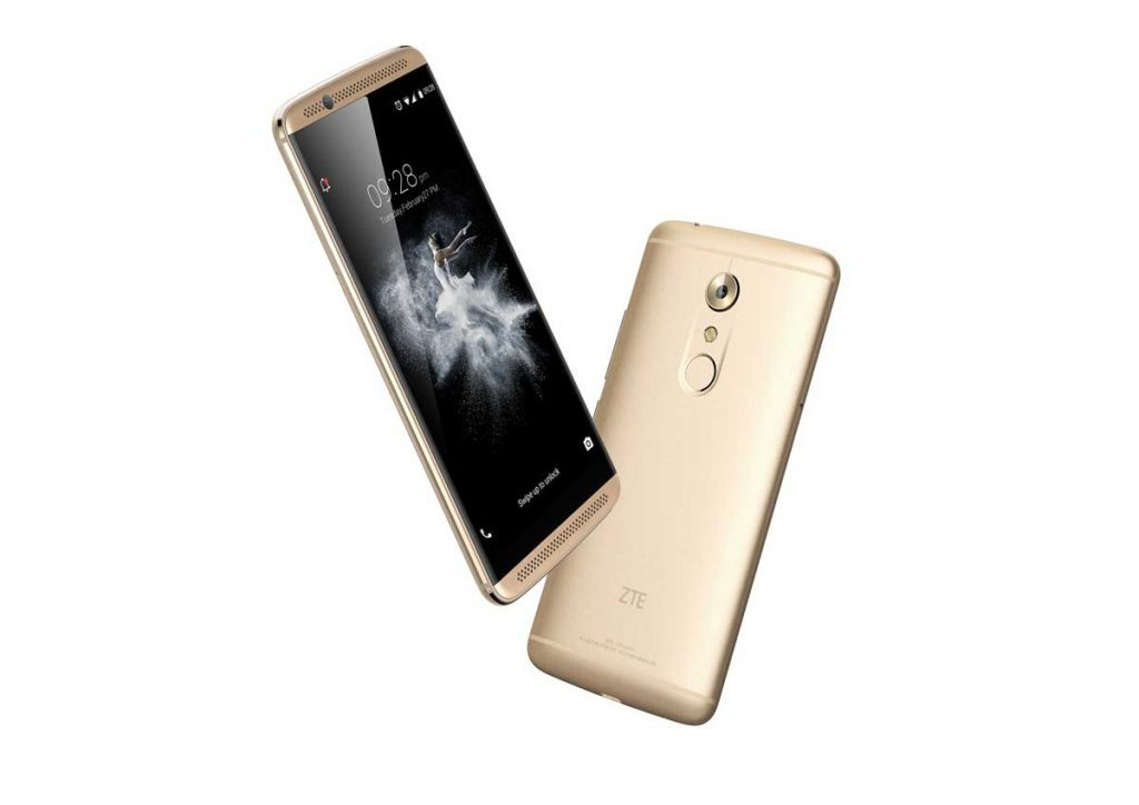 ZTE lanza el teléfono inteligente AXON 7