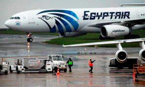Se estrella avión EgyptAir