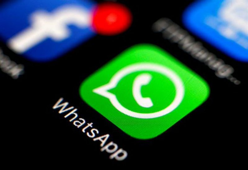 Whatsapp bloqueado en China