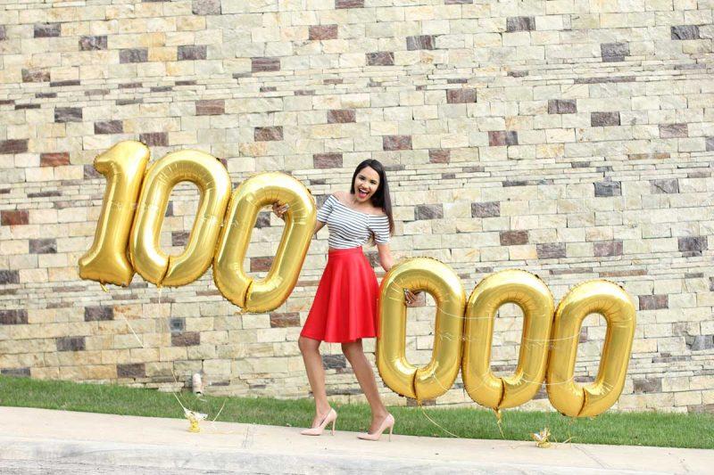 Joven comunicadora dominicana alcanza 100 mil suscriptores en YouTube