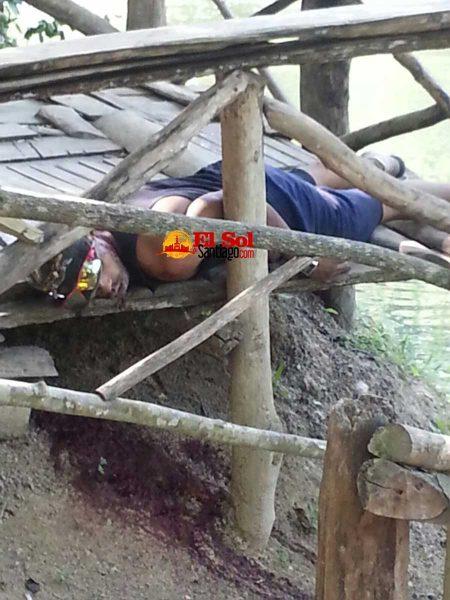 Matan motoconchista Jamao al Norte
