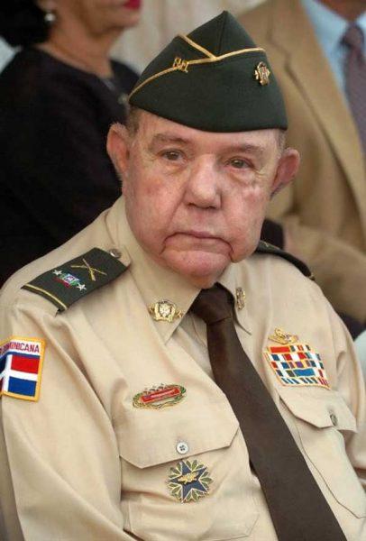Muere el general Antonio Imbert Barrera