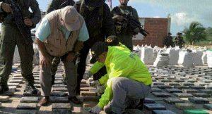 Colombia incauta 8 toneladas de cocaína