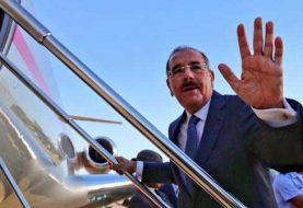 Presidente Danilo Medina sale este jueves a Panamá