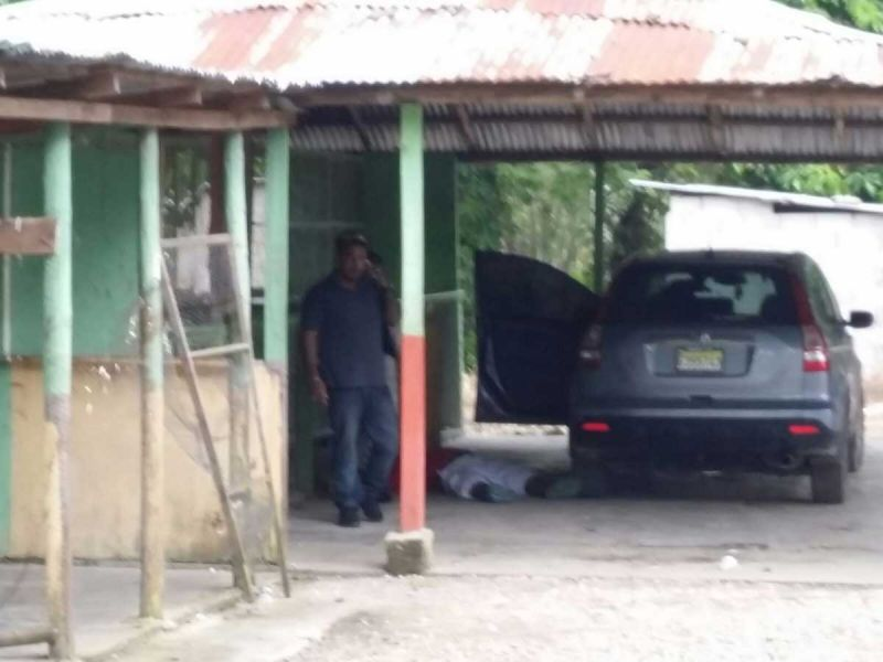 Ejecutan hombre en Gaspar Hernández