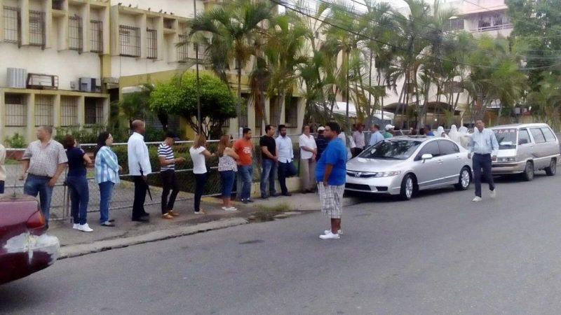 Junta Electoral autoriza inicio labores por retraso técnicos y falla equipos