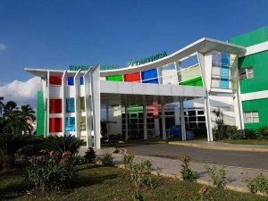 hospital infantil arturo grullon conjuntivitis
