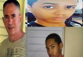 Padre y dos hijos desaparecen río Yaque