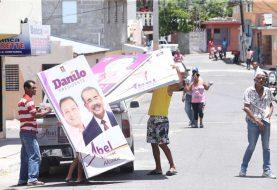 Abel Martínez inicia retiro de su propaganda